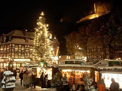 Kerstmarkt Hotel De Lange Man